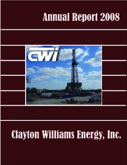 Clayton Williams Energy Inc