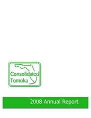 Consolidated Tomoka Land Co.