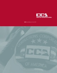 Corrections Corp. of America