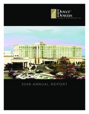 Dover Downs Gaming & Entertainment Inc.