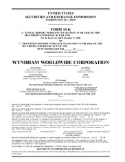 Wyndham Worldwide Corporation