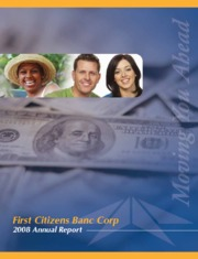 First Citizens Banc Corp.