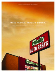 O'Reilly Automotive Inc.