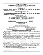 Northwest Pipe Co.