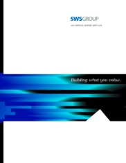 SWS Group, Inc.