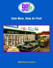 99 cent store locations