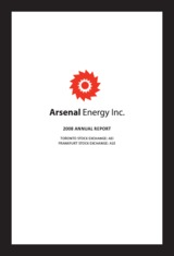 Arsenal Energy Inc.