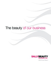 Sally Beauty Holdings Inc.
