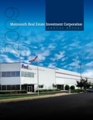Monmouth Real Estate Investment Corporation