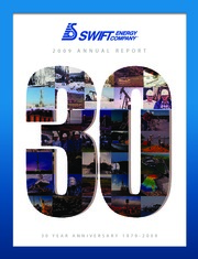 Swift Energy Company