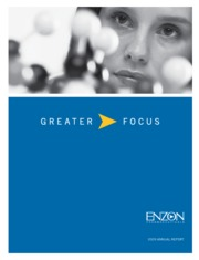 Enzon Pharmaceuticals Inc.