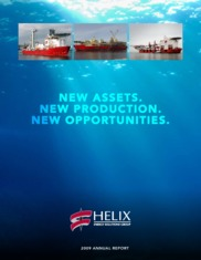 Helix Energy Solutions Group, Inc.