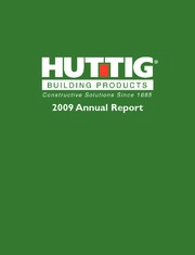 Huttig Building Products Inc.