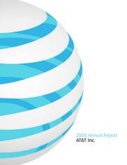 at&t annual report