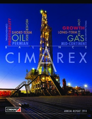 Cimarex Energy Co.