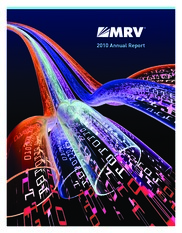 MRV Communications, Inc.