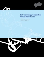 Bolt Technology Corp.