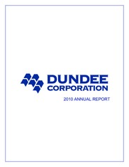 Dundee Corp.
