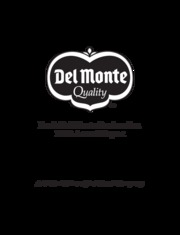 Fresh Del Monte Produce Inc.