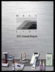 Mesa Laboratories Inc.
