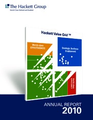 The Hackett Group, Inc.