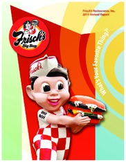 Frisch's Restaurants Inc.