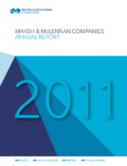 Marsh & McLennan Companies Inc.