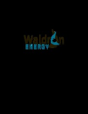 Waldron Energy Corporation