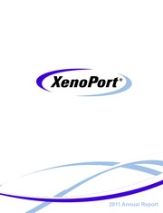 Xenoport, Inc