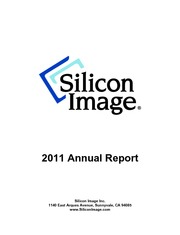 Silicon Image Inc.