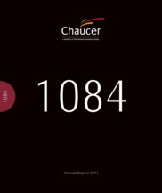 Chaucer Holdings plc