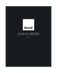 Aga rangemaster group plc annual report 2011