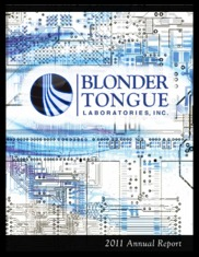Blonder Tongue Laboratories Inc.