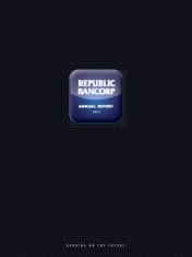 Republic Bancorp Inc.