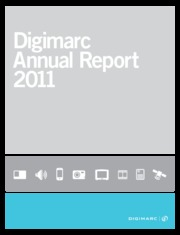 Digimarc Corporation