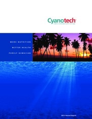 Cyanotech Corporation