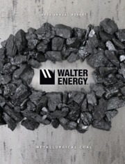 Walter Energy, Inc.