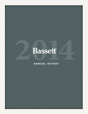 Bassett Furniture Industries Inc.
