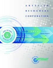 Artesian Resources Corporation