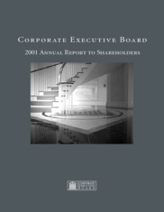 Corporate Executive Board Company