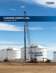 Cheniere Energy Inc.