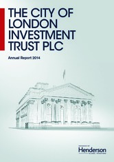 City of London Investment Trust plc