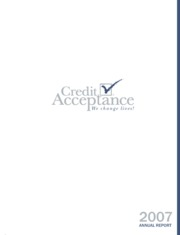 Credit Accep Corp