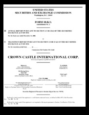 Crown Castle International