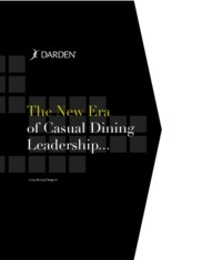 Darden Restaurants, Inc.