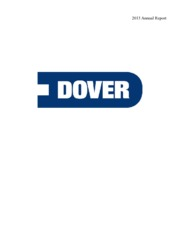 Dover Corp.