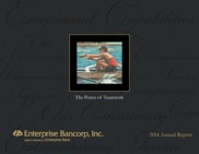 Enterprise Bancorp, Inc