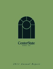 CenterState Banks, Inc.