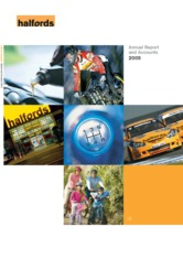 Halfords Group plc