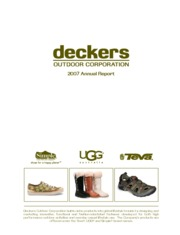 Deckers Outdoor Corp.